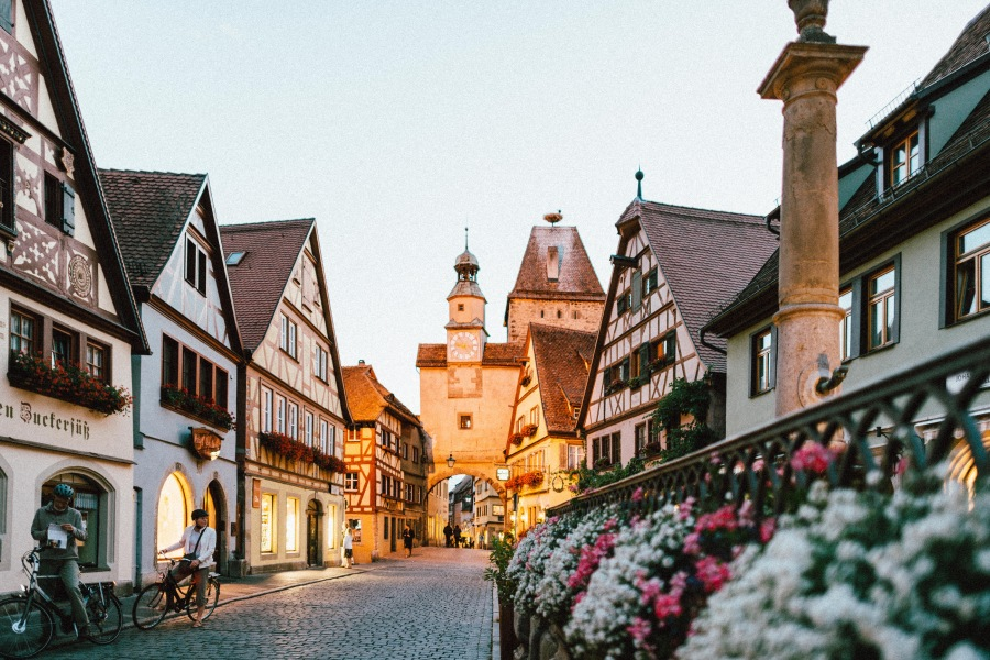 Best small towns to visit in Germany